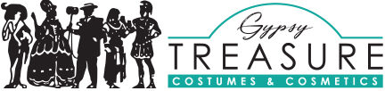 GYPSY TREASURE – COSTUMES & COSMETICS